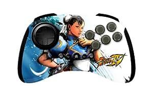 Mad Catz PS3 Wireless Street Fighter IV FightPad - Chun-Li (PS3) [import anglais]