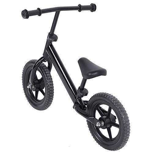 12-Zoll-Rad-Carbon-Stahl Kids Balancieren Fahrrad Kinder No-Pedal-Bike