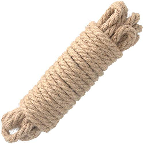 Cuerda yute 6, 8 10 mm