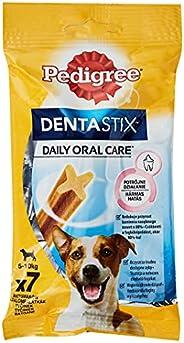 Pedigree DENTASTIX, Dog Treats, Small Breed Dog, 7pcs, 110 gm