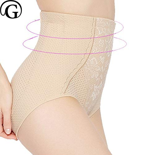 Buy beauty Lady Women Thin breathable Butt Lifter Tummy Trimmer Slimming Control Panties Trainer Corset High Waist Body Shaper Underwear