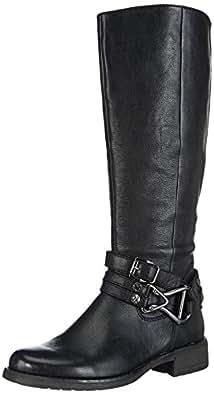 Gabor Shoes 91.653.47, Chaussures d'équitation femme - Noir (Schwarz), 42 EU