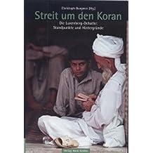 Streit um den Koran - Die Luxenberg-Debatte: Standpunkte und Hintergründe