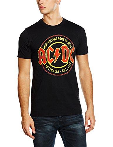 43518530b2e98 Original rock t-shirt the best Amazon price in SaveMoney.es