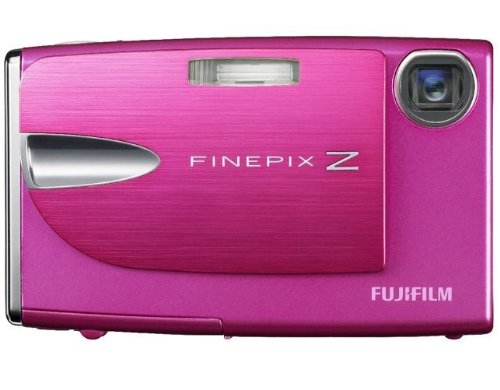fd Digitalkamera (10 Megapixel, 3-fach opt. Zoom, 6,4 cm (2,5 Zoll) Display) pink ()
