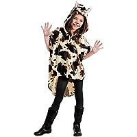 Limit Sport Poncho Vaca, disfraz infantil, talla 6 (MI933 6)