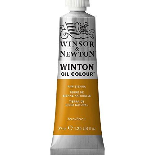 Winsor And Newton Winton Colori Ad Olio 37Ml 34 Raw Sienna