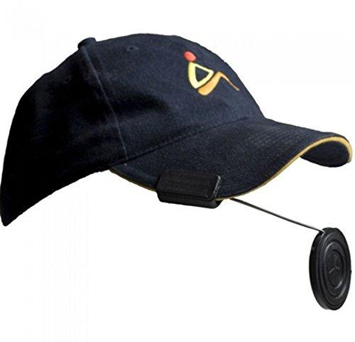 CoxmateRuderspiegel zur Befestigung an einer Kappe –Rückspiegel zum Rudern, bietet Sicherheit durch komplette und breite Sicht