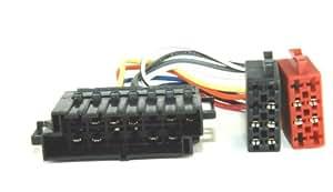 #1305P-câble adaptateur autoradio-pour vOLVO 240, 440, 460, 740, 480, 760, 850, 940, 960–rADIOKABEL iSO faisceau de câble adaptateur mâle