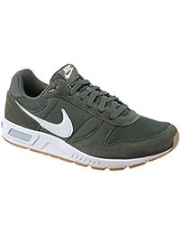 Original Schuhe Nike Nightgazer Sneaker Herren Grau/Weiszlig; Sport Schuhe Sneakers