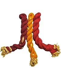 Dupatta (Weavers Villa Set Of 3 Multicolor Chiffon Dupattas (70 Different Colour Set Combinations Available)) - B06XCZMRCM