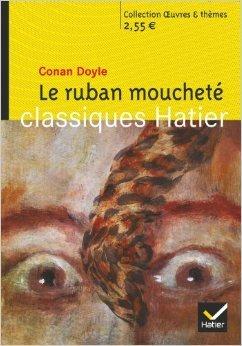 Le ruban moucheté de Arthur Conan Doyle,Dominique Fouquet ( 27 août 2008 )