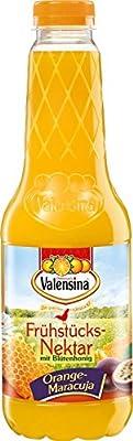Valensina Orange Maracuja, 6er Pack (6 x 1 l)