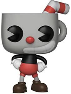 Funko Pop!- 26963 Games: Cuphead Figura de Vinilo, Multicolor