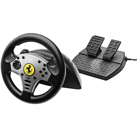 Guillemot - Volante Ferrari Challenge Racing Wheel (PS3)