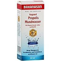 Bakanasan Aagaard Propolis Mundwasser, 50ml preisvergleich bei billige-tabletten.eu