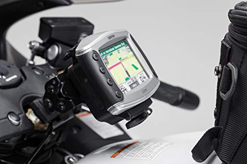 Instrumente QUICK-LOCK GPS-Halter Schwarz. Vibrationsgedaempft [Automotive] - Gps-lock