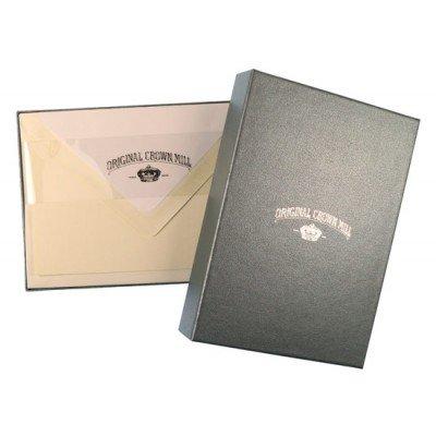 original-crown-mill-silver-line-carta-da-lettera-con-buste-formato-c6-confezione-da-25-colore-bianco
