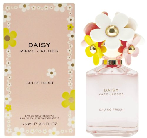 Marc Jacobs Daisy Eau so Fresh, Eau de Toilette, 1er Pack (1 x 75ml)
