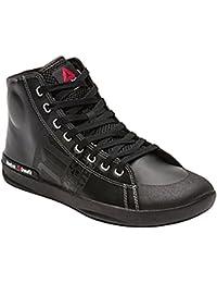 Reebok Men s Crossfit Lite Trainers Leather Powerlifting Shoes Sneakers  Black V59968 685175545