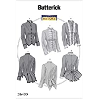 Butterick Patterns MCCALL 's Patterns 6400E5Patrones de Costura para Disfraz,, tamaños 14–22