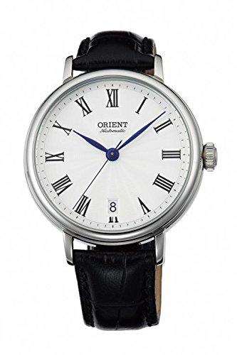 Orient Unisex FER2K004W0 SoMa Analog Display Japanese Automatic Black Watch