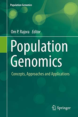 Population Genomics: Concepts, Approaches and Applications (English Edition)