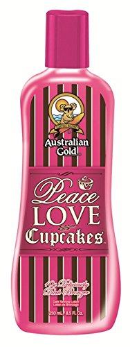 Australian Gold Australian Gold Peace Love & Cupcakes Dark Bronzer 8.5 oz.