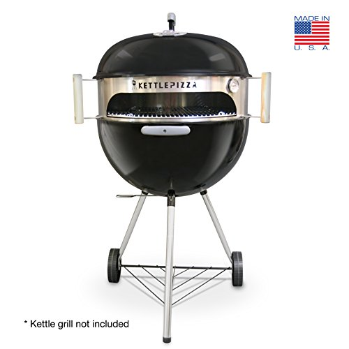 Kettle Pizza Oven 22 Inch (57cm)- Transform your Kettle BBQ into a Pizza Oven