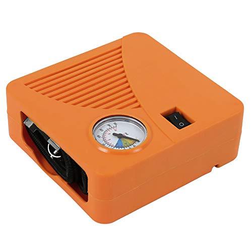 ODOMY, compressore d'Aria per Pneumatici, 12 V, con manometro Digitale per Auto, Camion, Bici, Camper, palloni Sportivi