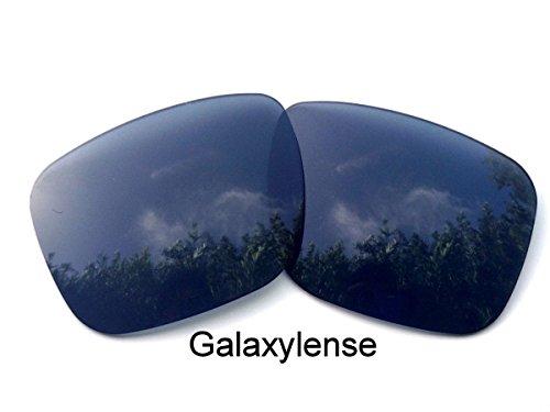 Galaxis Ersatzgläser für Oakley Holbrook Schwarz Farbe Polorized, (Schwarz)
