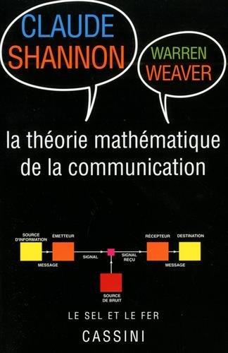 La théorie mathématique de la communication (Le sel et le fer)
