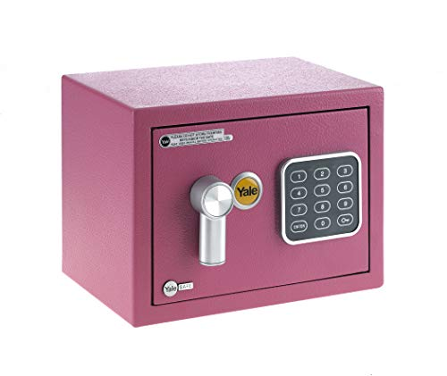 Yale YYSV/170/DB1/P YSV/170/DB1/P Caja de Seguridad, Rosa, XS