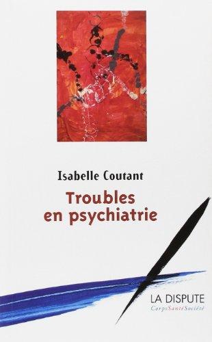 Troubles en psychiatrie : Enquête dans une unité pour adolescents