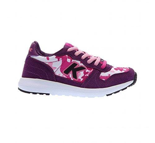 Kelme, Sneaker bambine viola Size: 35