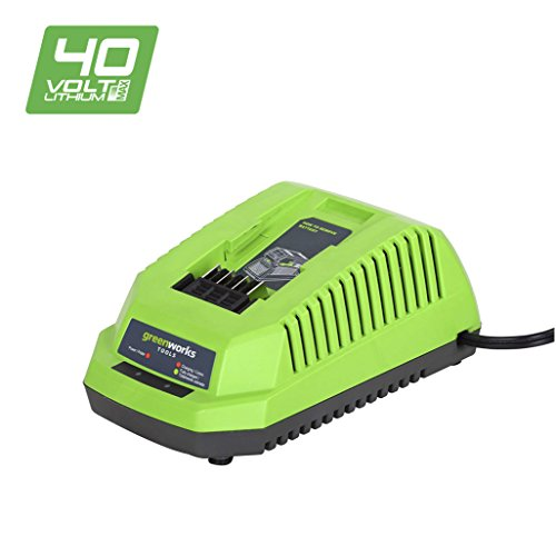 Greenworks Tools 40V VDE Ladegerät (ohne Akku) - 2904607