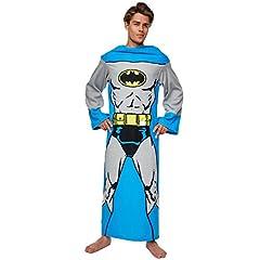 Idea Regalo - DC Comics uomo con un cappotto blu scuro/tempesa