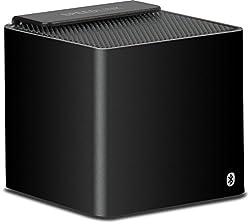 Speedlink Hilo Active Wireless Bluetooth Speaker (2 Watts Rms, 4 Hours Battery Life, Compact Mini Format) Black