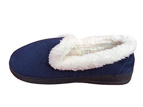 Jyoti, Pantofole donna Blu (Blu)