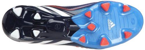 adidas Predator Lz Trx Fg, Chaussures de football mixte adulte Bleu (V20975)