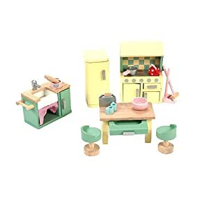Le Toy Van Daisylane Doll's House Furniture - Kitchen