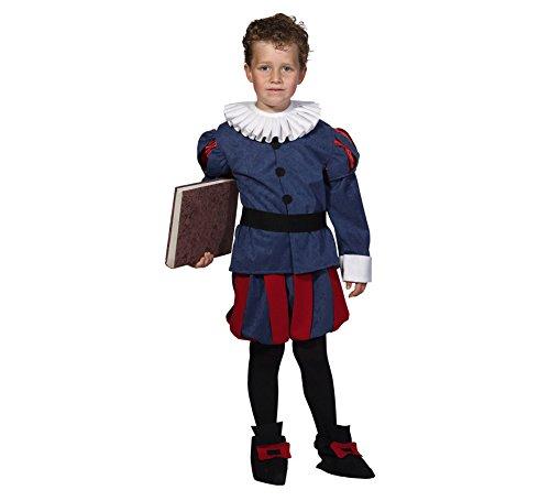 Imagen de disfraces nines  disfraz cervantes talla 3 5 años