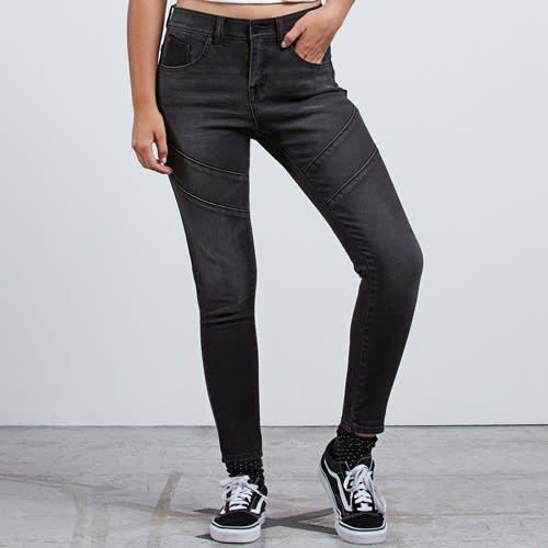Volcom Damen Jeans Hose Rockout II Skinny Jeans -