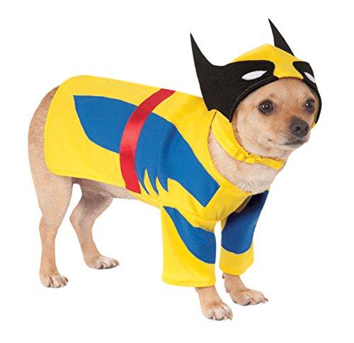 Rubies Costume Company Marvel Classic/Marvel Universe Wolverine Pet ()