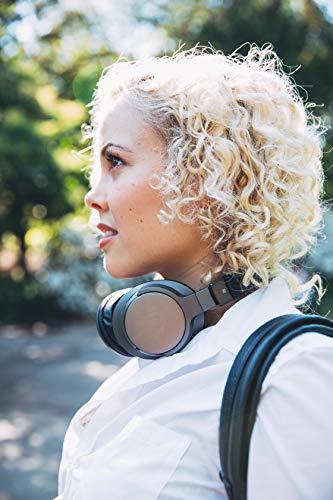 Audio-Technica ATH-AR5BTBK Hochauflösender, drahtloser Over-Ear-Kopfhörer Schwarz - 7