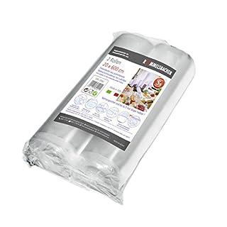 Rommelsbacher VRS 2060 2 - Rollos de plástico para envasar al vacío de 20 x 600 cm (B0012M56YU) | Amazon price tracker / tracking, Amazon price history charts, Amazon price watches, Amazon price drop alerts