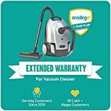 Onsitego 1 Year Extended Warranty for Non Robotic Vacuum Cleaners Up to Rs 5k (Email Delivery)