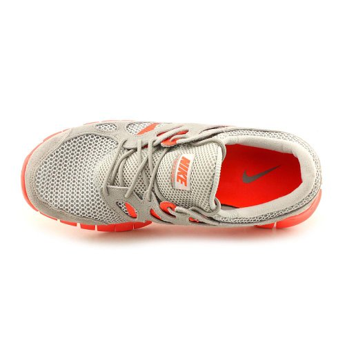Nike Free Run+ 2 EXT (555174-002) strata grey-medium grey-total crimson