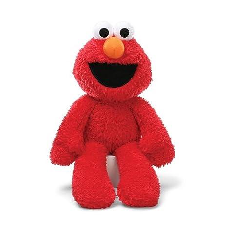 GUND Take Along Elmo Soft Toy, 12 inch