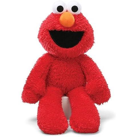Gund - Pupazzo di peluche Elmo